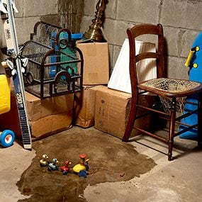 How to Cure a Wet Basement