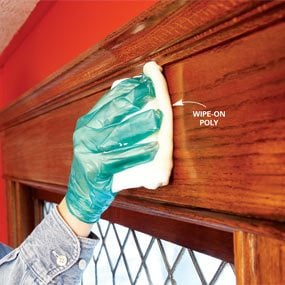 How to Refinish Trim| How to Refinish Trim Throughout Your Home, DIY Home, DIY Home Improvement, Home Improvement Hacks, Home Improvement Tips and Tricks, DIY Home Remodel, Painting Hacks, Painting Tips and Tricks, Popular Pin