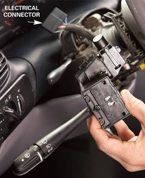 How to Fix Intermittent-Wiper and Turn Signal Problems on the Multifunction Switch