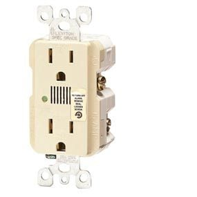 Surge protector receptacle