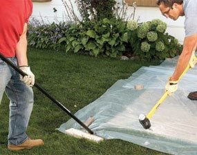 Concrete Demolition Tools And Tips The Family Handyman