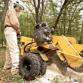 Rent Outdoor Power Equipment and Save Money