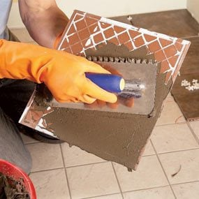 Tile Installation: How to Tile Over Existing Tile