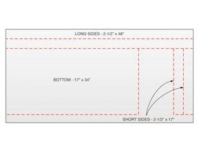 Figure A: Cutting Diagram