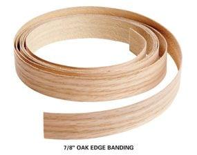Edge banding veneer