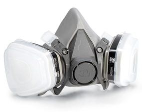 Activated carbon respirator