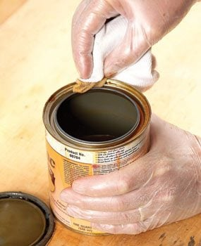 Furniture Repair and Finishing Tips
