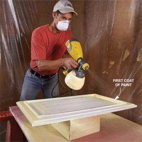 Photo 9: Paint edges