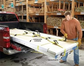 Pickup Trucks How To Transport Things The Family Handyman