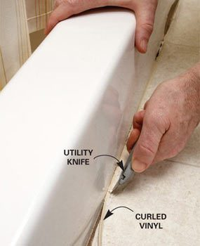 How to Fix Vinyl Flooring