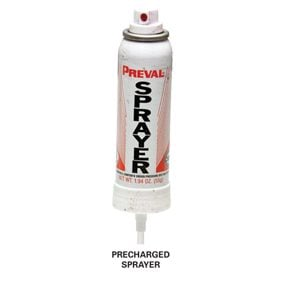 Photo 7A: Close-up of sprayer