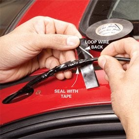 How to Replace a Car Antenna