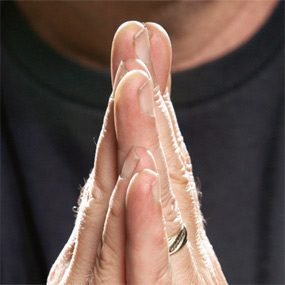Fingers even