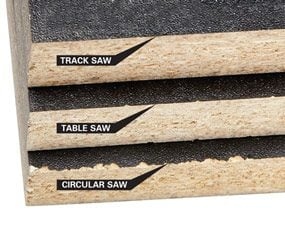 Benefits of a Track Saw