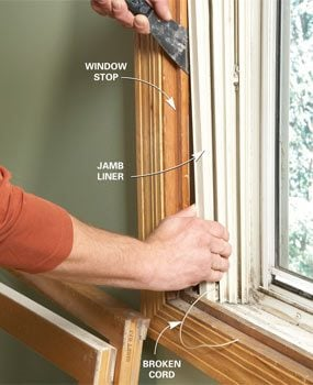 How to Replace Window Jamb Liners & How to Replace Window Jamb Liners | Family Handyman