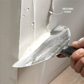 How to Install Paper-Faced Corner Bead