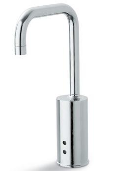 Kohler touchless gooseneck faucet