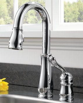 Delta Leland kitchen faucet