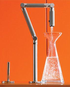 Kohler Karbon deck-mounted faucet