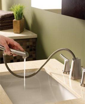 American Standard Green Tea lav faucet