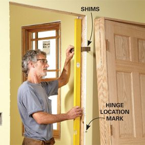 Tips for Hanging Doors