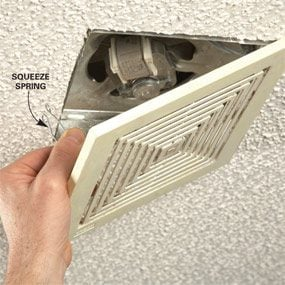 How to Install an Exhaust Fan