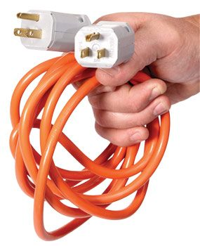 Double male extension cord illegal
