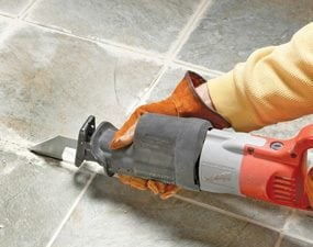 Removing Ceramic Tile >> Tips for Removing Grout | The Family Handyman