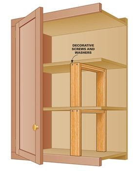 How to Fix Sagging Cabinet Shelves   The Family Handyman