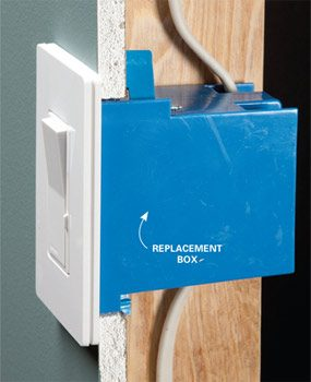 Electrical Boxes: How to Add Capacity