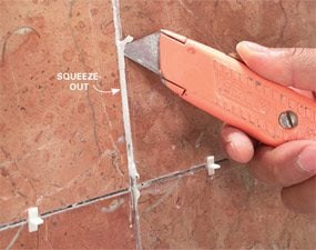 Tips for Installing Tile