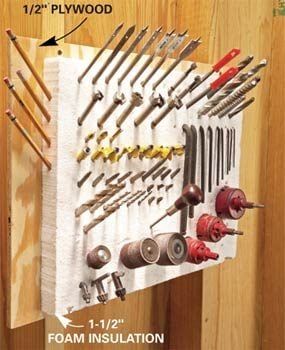 clever tool storage ideas | family handyman