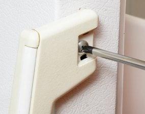 Photo 2: Swap the handles