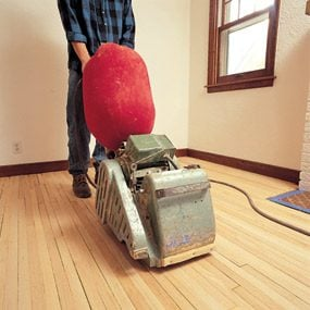 Hardwood Floor Sanding: Do It Yourself Tips