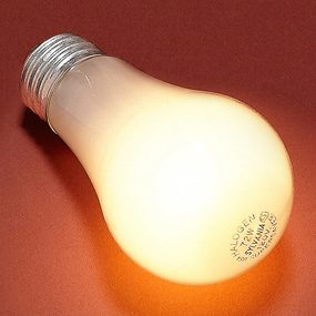 Energy Act Requires New Light Bulbs to Conserve Energy