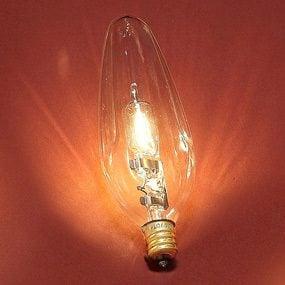 Philips   Halogená   40-watt   equivalent,   halogen   chandelier