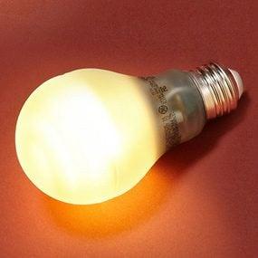 GE Hybrid Halogen CFL