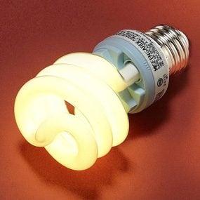 GE Energy Smart 13-watt CFL