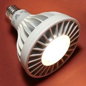 EcoSmart PAR38 LED indoor/ outdoor floodlight