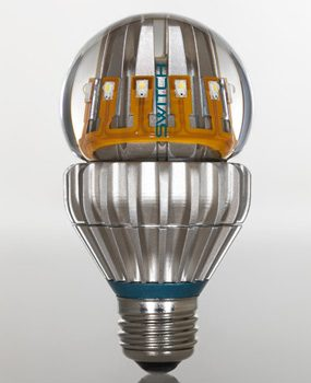 Switch60 warm white LED bulb