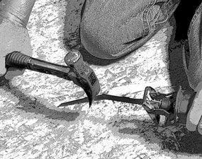 Saw blade saver