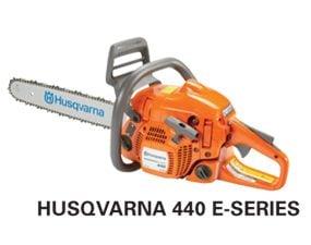 Husqvarna 440 e-series