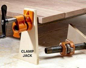 Clamp jacks