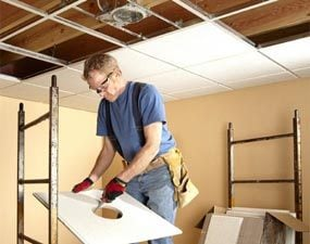 Drop Ceiling Installation Tips