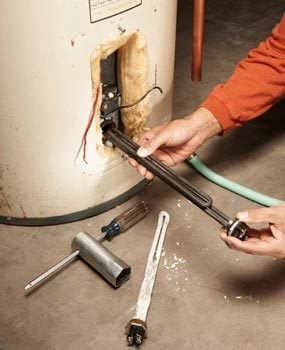 DIY Hot Water Heater Repair Family Handyman