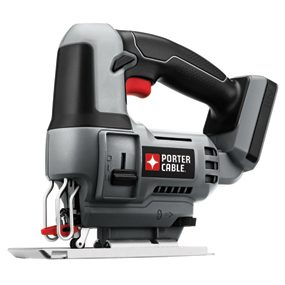 Porter-Cable cordless jigsaw