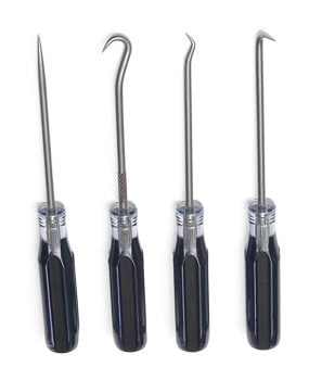 Wire lock-picking tools