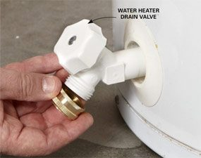 Fix Water Heater Leaking