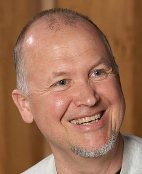 Ken Collier—Editor in Chief