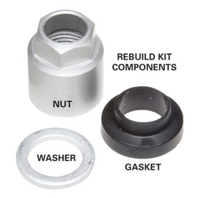 Rebuild kit components